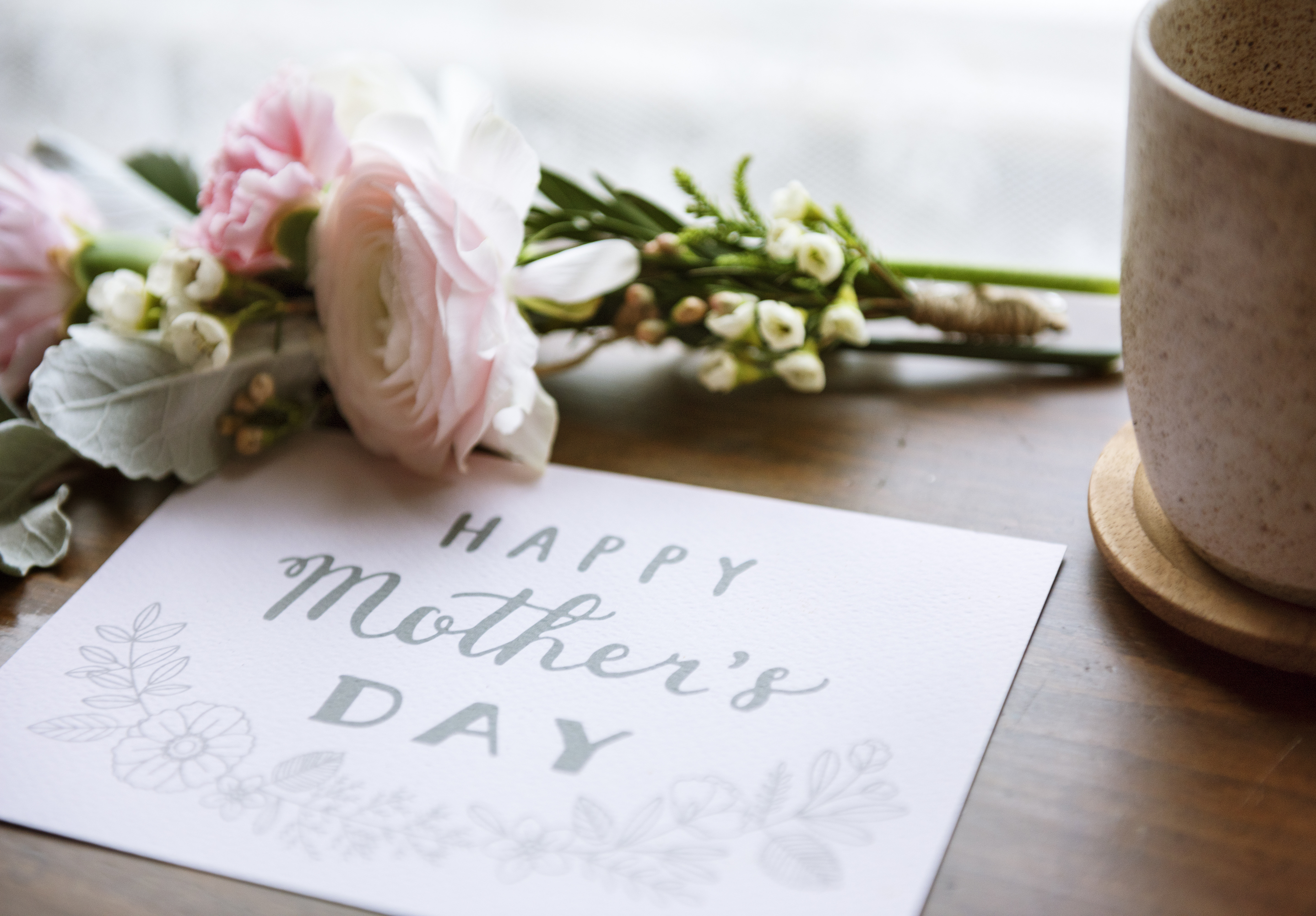 6 Ways To Celebrate Mother's Day