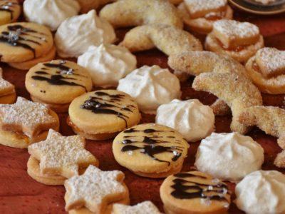 Eggless Sugar Cookie